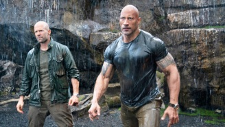 Jason Statham Claims That The Rock Wasn't Tough Enough To Handle Filming A 'Hobbs And Shaw' Scene