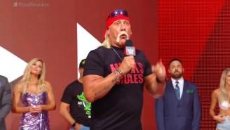 Hulk Hogan Says He 'Can't Wrestle Again,' And Here's Why