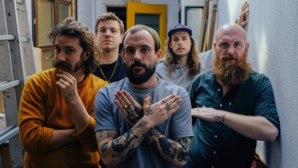 Idles's Video For 'Never Fight A Man With A Perm' Is A Reimagined Punk 'Mortal Kombat' Brawl