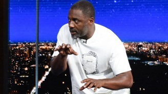 Even 'Cats' Star Idris Elba Is Struggling To Understand The Plot Of 'Cats'