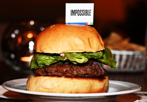 Impossible Burgers Will Soon Be Cheaper Than Real Meat, According To Their CEO