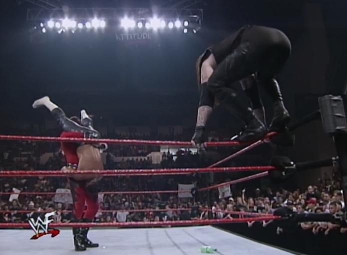 The Best And Worst Of WWF Raw Saturday Night 9/5/98: Bothers Of Destruction