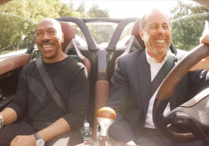 Jerry Seinfeld's New 'Comedians In Cars Getting Coffee' Trailer Features Eddie Murphy, Seth Rogen, And More