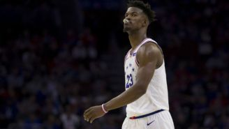 Jimmy Butler Apparently Chose The Heat Over A Max Offer From The Sixers