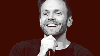 Joel McHale Tells Us About His First-Ever Stand-Up Special, His Superhero Role, And His Action-Hero Itch