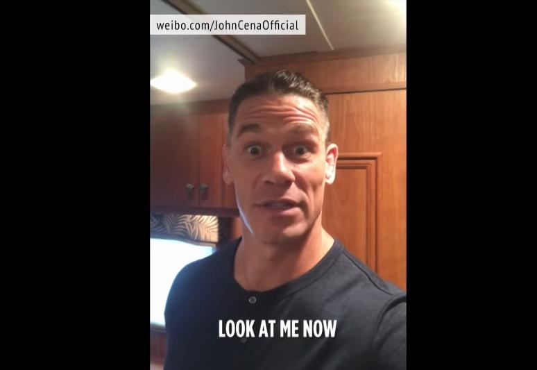 John Cena Finally Got A Haircut To Look Like Wwe John Cena