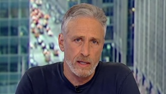 Jon Stewart Calls Out Rand Paul Over His 'Outrageous' Decision To Block The 9/11 First Responders Bill