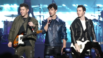 Jonas Brothers Usher In Summer With A Performance Of 'Only Human' On 'Late Night'