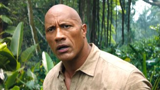 Danny DeVito Turns Into Dwayne 'The Rock' Johnson In The 'Jumanji: The Next Level' Trailer