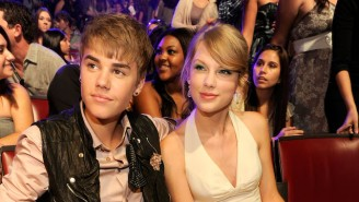 Justin Bieber Ignites A Feud With Taylor Swift Following Her Criticism Of Scooter Braun