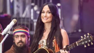 Kacey Musgraves Had A Morning Concert On 'The Today Show' And Gave One Fan A Special Moment