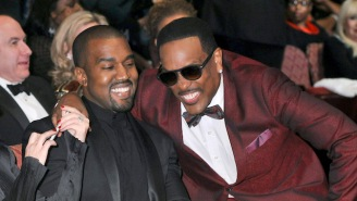 Kanye West And Charlie Wilson's New Song 'Brothers' Premieres On The BET Series 'Tales'