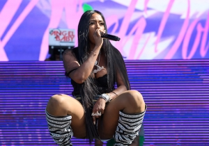 Big Sean Lends His Fellow Detroiter Kash Doll A Hometown Assist On Her New Single, 'Ready Set'