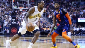 Report: The Clippers Thought Kawhi Leonard Would Join The Lakers If They Did Not Get Paul George