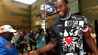 Kawhi Leonard And The Clippers Will Give A Million Backpacks To Kids In Los Angeles