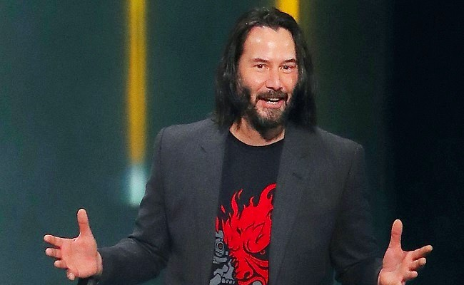 Keanu Reeves Gave Some Fans A 'Breathtaking' Experience