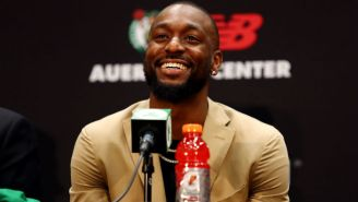 Kemba Walker Believes His Teammates Are 'Happy' About Players Passing On Team USA
