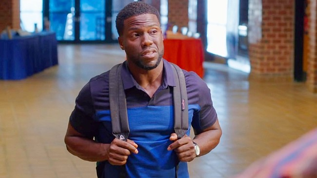 Kevin Hart Will Play A Version Of Himself In The  U0026 39 Action