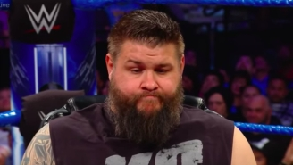 Kevin Owens Discussed How He's Struggled In WWE Since WrestleMania 33