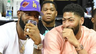 Anthony Davis Won't Play For Team USA In The FIBA World Cup As He Focuses On Lakers