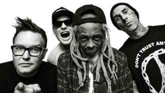 Lil Wayne Says He Won't Quit His Tour With Blink-182 After Suggesting That He Would