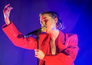 Lykke Li Shares The Club-Ready 'Two Nights Part II' Featuring Skrillex And Ty Dolla Sign