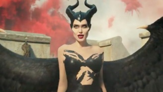 Angelina Jolie's Ready To Burn It All Down In Disney's New 'Maleficent: Mistress Of Evil' Trailer
