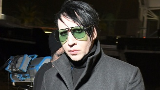 Marilyn Manson Has Announced His Casting In 'The Stand' Series For CBS