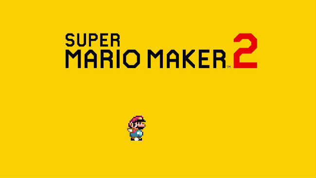 The Only Limit To The Fun In 'Super Mario Maker 2' Is Your Own Pathetic Imagination