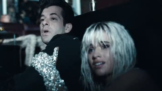 Mark Ronson And Camila Cabello Star In The Cinematic New 'Find U Again' Video