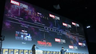 Kevin Feige Announced Phase 4 For The MCU, Including A 'Dr. Strange' Sequel And 'Thor: Love And Thunder'