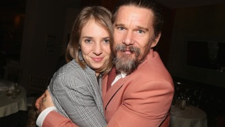 Ethan Hawke Praised His Daughter Maya Hawke's Work On The New Season Of 'Stranger Things'