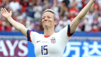 Megan Rapinoe Celebrated The USWNT World Cup Win With A Nipsey Hussle Quote