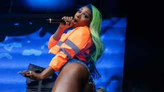 Megan Thee Stallion Made Her Late Night Debut With A Flirtatious Performance Of 'Realer' And 'Big Ole Freak'