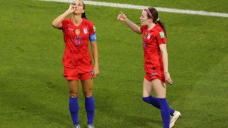 Piers Morgan Got Dunked On By Everyone After The USWNT Beat England