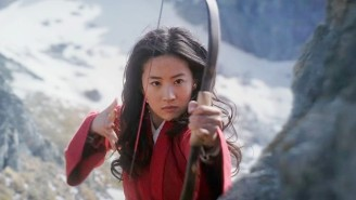 The First Trailer For Disney's Live-Action 'Mulan' Remake Promises An Action-Filled Epic