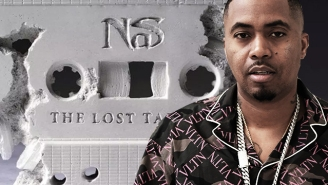 Can Nas' 'Lost Tapes' Strategy Redeem Him For A Second Time?
