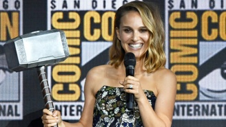 Natalie Portman Will Pick Up The Hammer As Mighty Thor In 'Thor: Love And Thunder'