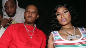 Nicki Minaj Hints She Is Married After Changing Her Twitter Name To 'Mrs. Petty'