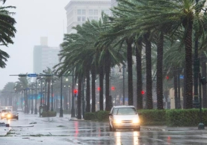 Alarming Video Shows Parts Of New Orleans Underwater Due To Flooding From Brewing Tropical Storm Barry
