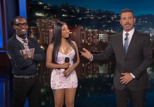 Cardi B, Offset, and Jimmy Kimmel Reinterpreted The Lyrics Of 'Clout' For Old People