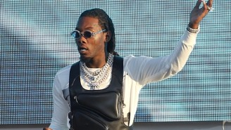 Offset May Be The Subject Of A Federal Investigation After His Gun Charges Were Dropped