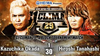 NJPW G1 Climax 29 Opening Night Results