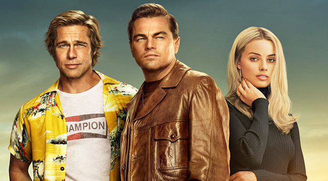 Early Fan Reactions To 'Once Upon A Time In Hollywood' Name