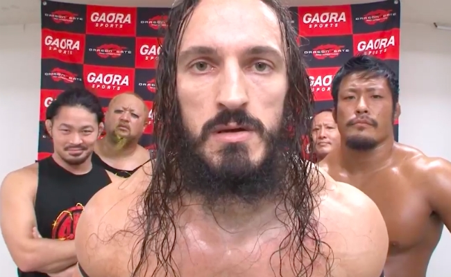 Image result for dragon gate red