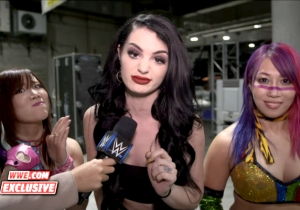 Paige Is Frustrated With The Kabuki Warriors' Lack Of TV Time