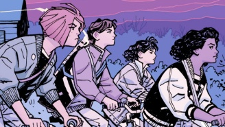 Amazon Aims To Go Even Stranger Than 'Stranger Things' While Adapting A 'Paper Girls' Series