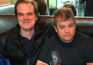 Patton Oswalt And David Harbour Are Basically Adult Versions Of These Two 'Stranger Things' Characters