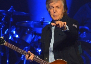 Paul McCartney Closed His Latest Tour With An Emotional Sendoff, And A Surviving Beatles Reunion