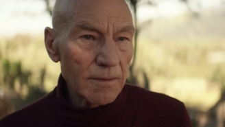 The First 'Star Trek: Picard' Trailer Brings Patrick Stewart Back To Outer Space